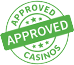 Approved Casinos